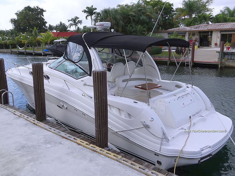 34 Sea Ray Sundancer