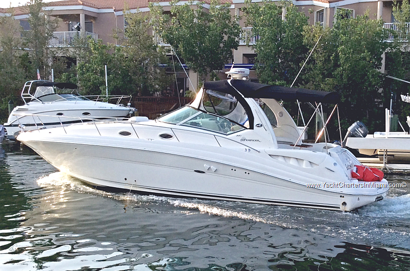 37 Sea Ray Sundancer