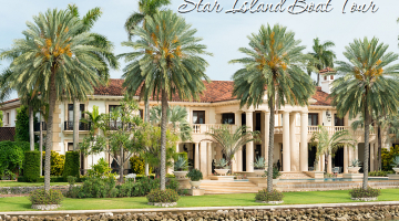 Star Island Mansion Tour