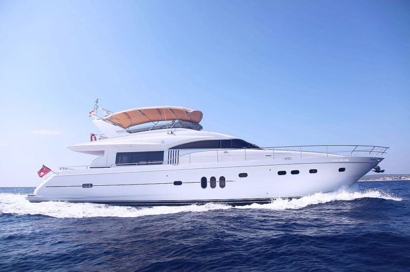 Yacht Charters In Miami Vessel Information Our Miami