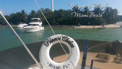 Monument Island Miami Beach