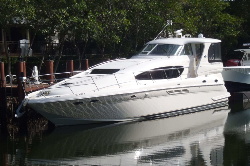 48 Sea Ray Sundancer